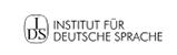 Logo Institut für Deutsche Sprache