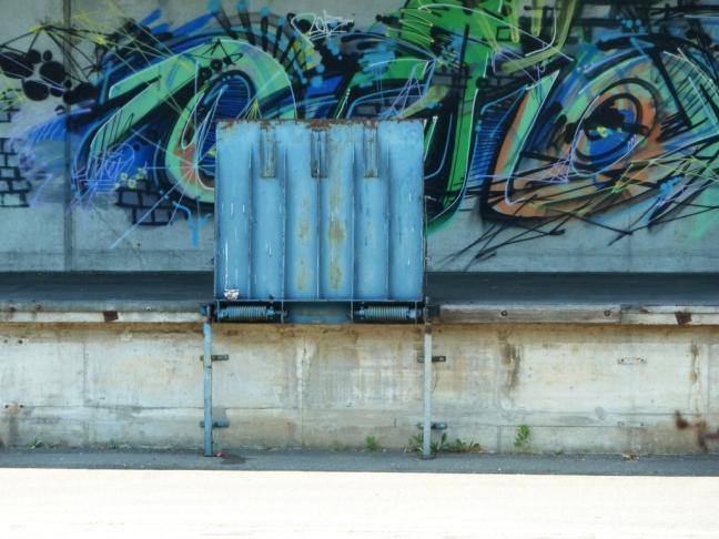 Jugendsprache als Graffiti